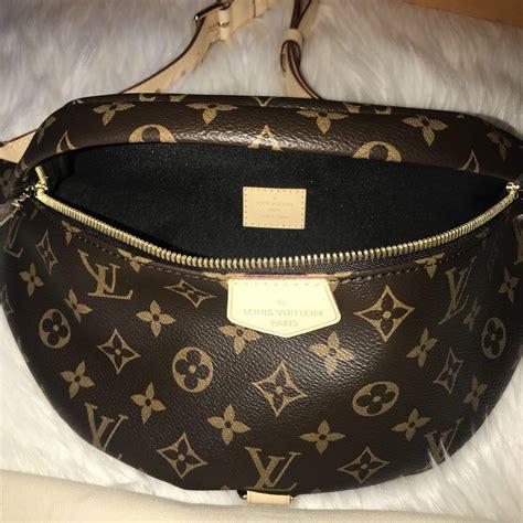 louis vuitton bumbag fanny pack monogram bag  handbag    france fashion purse