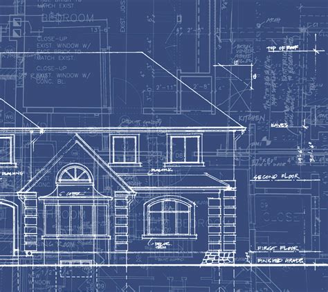 blueprint for house national building codes