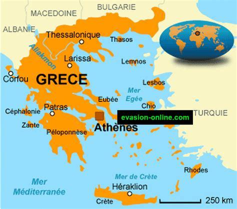 Carte Du Monde Grece Crete by Gr 232 Ce Carte Et Plan 187 Vacances Arts Guides Voyages