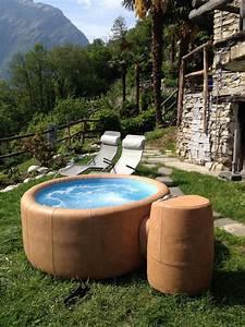 rustico perdue mit softub whirlpool wwwlasertach With whirlpool garten mit bonsai wohnung