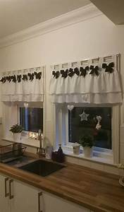 Fenster Gardinen Küche : gardinen die englische k che 60 cm rustikalen shabby chic ein designerst ck von retro chic ~ Yasmunasinghe.com Haus und Dekorationen