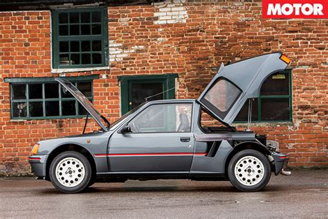 Peugeot 205 Gti For Sale Usa by Peugeot 205 T16 For Sale
