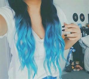 blue shatush | Tumblr