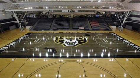 Best College Basketball Court Designs