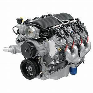 Gm Ls3 480hp Crate Engine 19370411