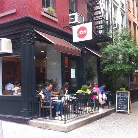 Follow us on instagram @joecoffeela for updates. Joe - Coffee Shop in New York
