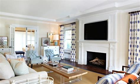 Cape Style Home Decorated Classic Color And Pattern by Gorgeous Colonial Home With Flowing Interior Design