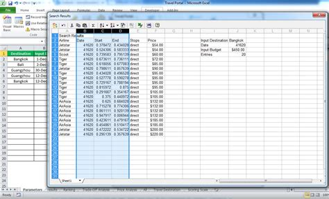 worksheet  vba