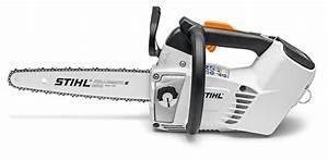 Tronconneuse Stihl Electrique Batterie : tron onneuse msa 160 t stihl batteries king vert ~ Premium-room.com Idées de Décoration