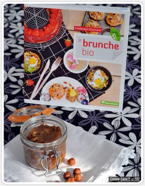recette bio p 226 te 224 tartiner maison 224 la cacahu 232 te et aux noisettes cuisine saine sans
