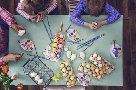 fun easter crafts  preschoolers