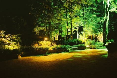 allscape outdoor lighting system design landscape