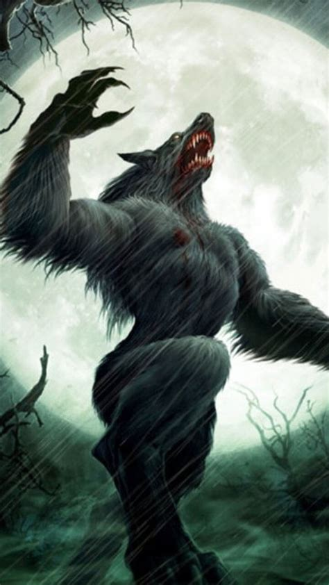 werewolf  wallpaper gallery