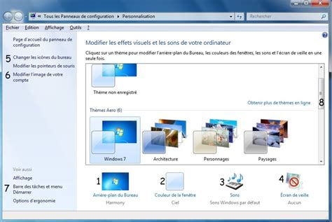 plus de bureau windows 7 changer l image du bureau 28 images windows 10