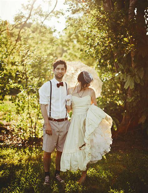 real wedding megan ross garden party australian