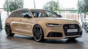 Audi Rs6 : mocha latte audi rs6 avant by audi exclusive gtspirit ~ Gottalentnigeria.com Avis de Voitures