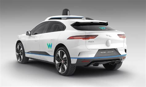 Waymo Adds 20,000 Jaguar Electric Suvs To Its Selfdriving