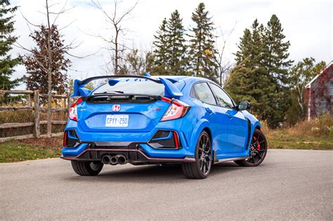 Review: 2020 Honda Civic Type R | Canadian Auto Review
