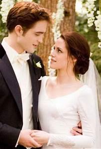 Robert Pattinson, Kristen Stewart Breaking Dawn Wedding ...