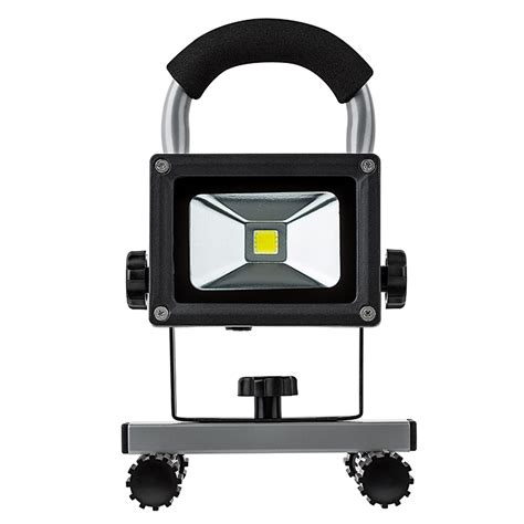 portable rechargeable fluorescent l 10w portable rechargeable led work light dimmable 650
