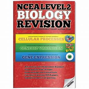 Scipad Biology Revision Guide Level 2 9780992260453