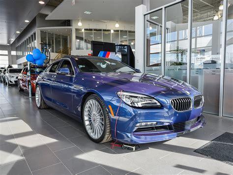 New 2018 Bmw Alpina B6 Gran Coupe Coupe In Edmonton