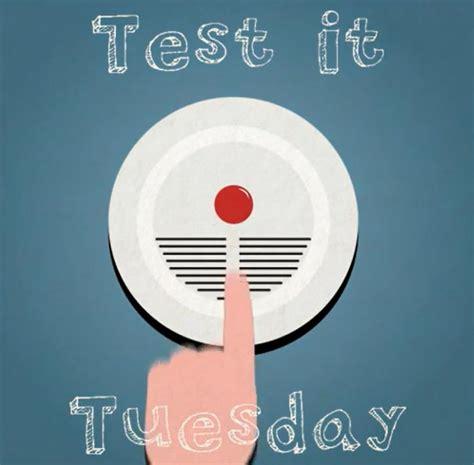 Video Test Tuesday Your Smoke Alarm