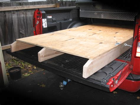 Wood Sled Deck Plans by Loading Sled In Truck Page 4 Hcs Snowmobile Forums