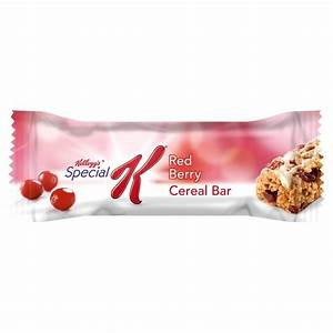Kellogg's Special K Red Berry Cereal Bars 23g | Cereal ...