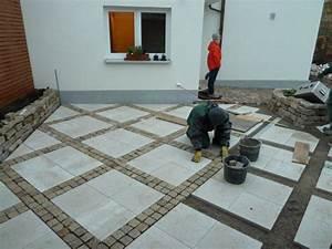 Betonplatten Verlegen Auf Erde : natur betonsteinarbeiten die gartenkobolde ~ Whattoseeinmadrid.com Haus und Dekorationen