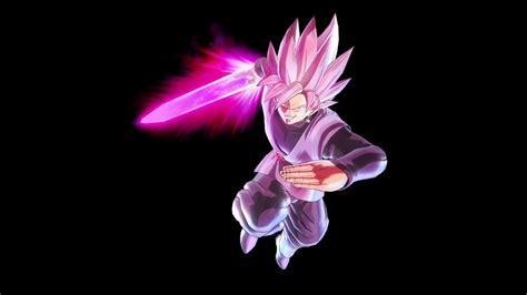 Roses Gamerpic Image Goku Black Super Saiyan Rose By