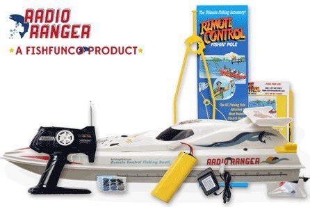 Radio Ranger Rc Fishing Boat Reviews by Radio Ranger Radio Fishing Boat And Pole Combo 34