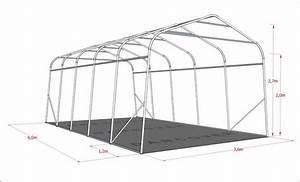 Carport Mit Plane : lagerzelt zelt garagen 3 6x6x2 68m m pe mit bodenplane carport schutz zeltgarage kaufen bei ~ Sanjose-hotels-ca.com Haus und Dekorationen