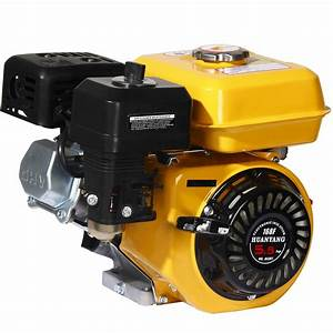 China Potere Gs Certificate 5 5hp Gasoline Engine Copy