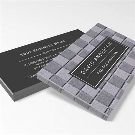 tile business cards lilbibby