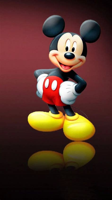 mickey mouse iphone wallpapers wallpaperboat