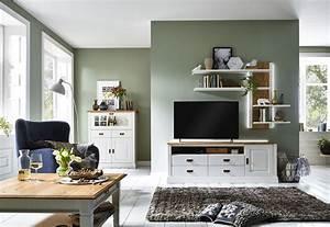 Nordic Home Wohnwand Tv Lowboard TV Bank Gomab