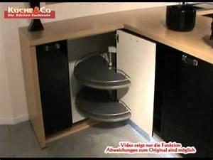 Eckunterschrank Karussell Montageanleitung : k che co eckunterschrank mit youtube ~ Orissabook.com Haus und Dekorationen