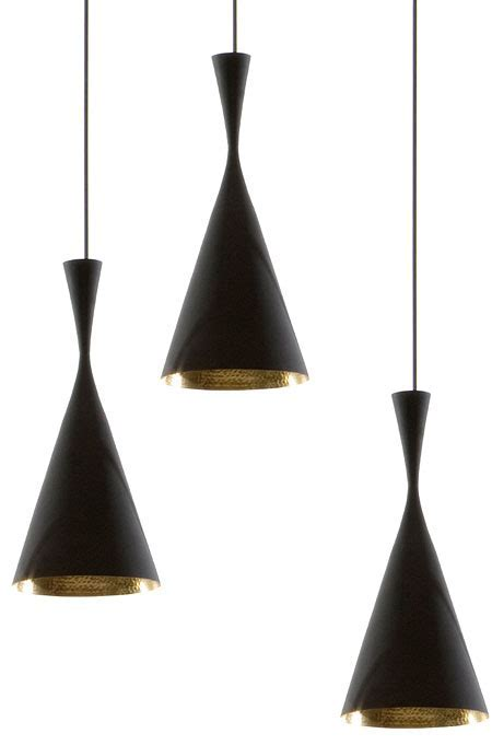 Beat Pendant Light Black/Copper from Tom Dixon Beat Tall