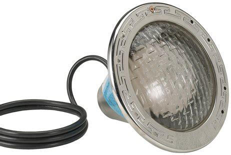 amerlite pool light pentair amerlite 174 incandescent pool light with stainless