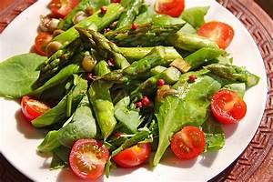 Salat Mit Spinat : spargel spinat salat rezept mit bild von tini1707 ~ Orissabook.com Haus und Dekorationen