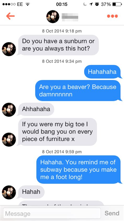 Best Chat Best Chat Up Up Lines For Tinder Nefarious Lifestyle