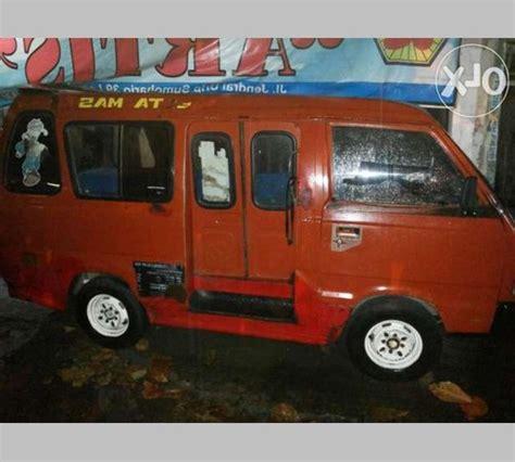 Modifikasi Angkot Carry by Gambar Modifikasi Mobil Angkot Futura Carry Bogor Bandung