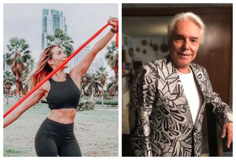 Hija de Alejandra Guzmán dice que su abuelo Enrique Guzmán ...