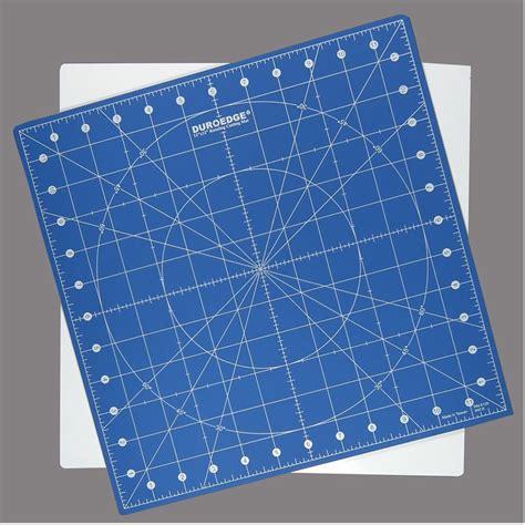 rotary cutting mat self healing rotating cutting mat 12 x 12 inch for use