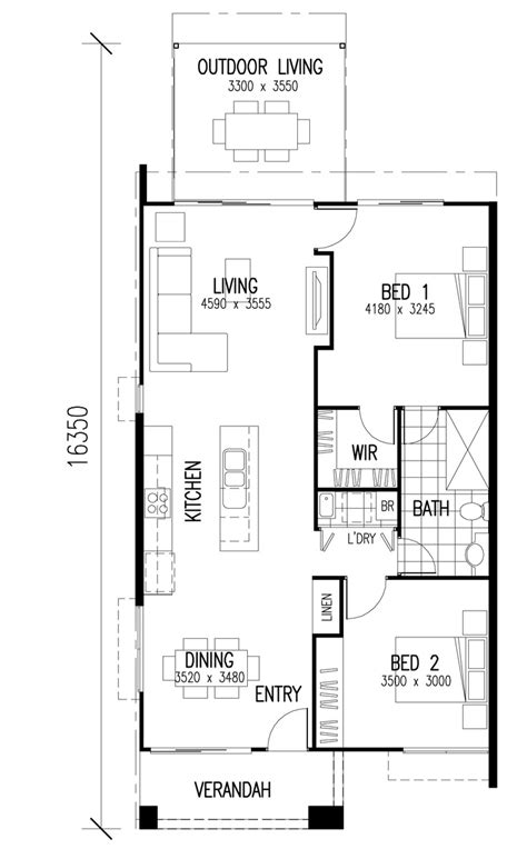 best ideas about flat plans with 1 bedroom floor interalle