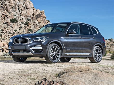 2019 Bmw X3 Deals, Prices, Incentives & Leases, Overview