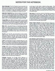 Chart Tradução Língua Hebraica Charts For Old Testament Introduction