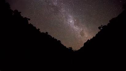 Sky Stars Night Scotland Clouds Star Timelapse