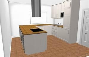 Ikea Wandpaneele Küche : k che mit kochinsel ikea ~ Michelbontemps.com Haus und Dekorationen